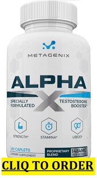 Metagenix Alpha X