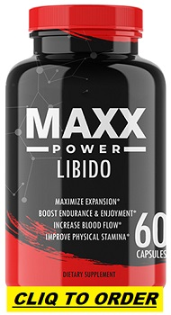 maxx power libido