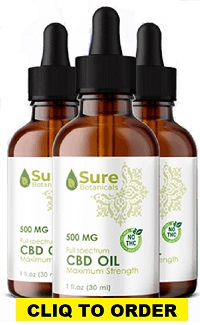 Sure Botanicals CBD Oil