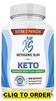 XS Ketogenic Slim Keto